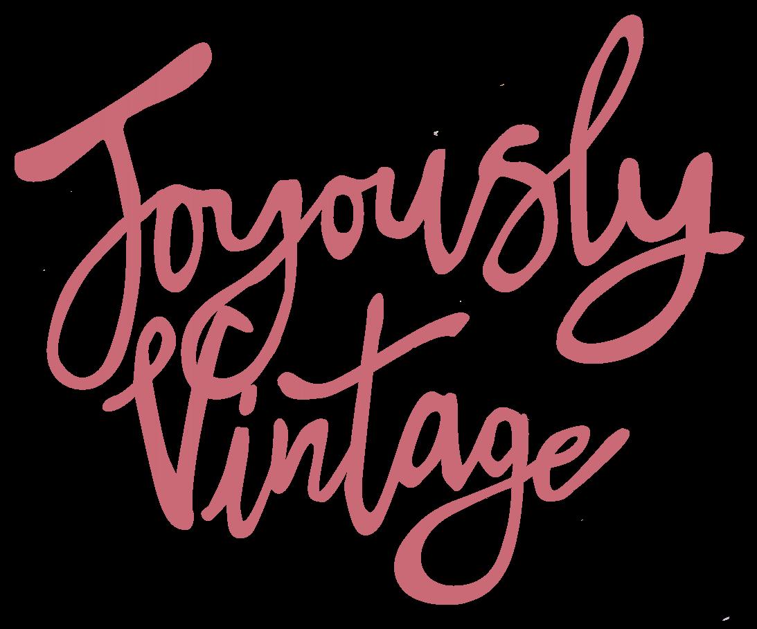 Joyously Vintage