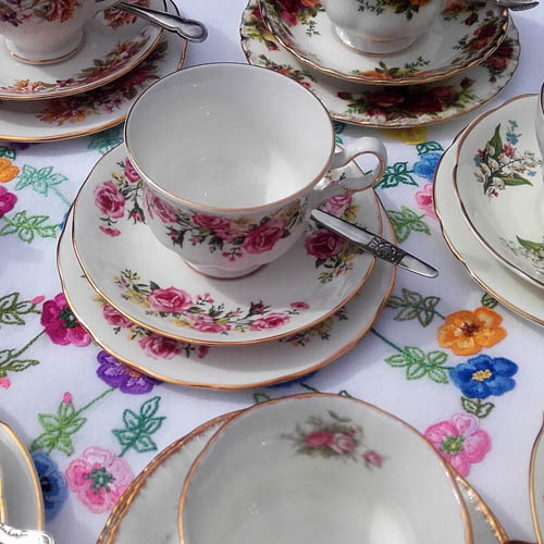 teacups 3 joyously vintage gallery image